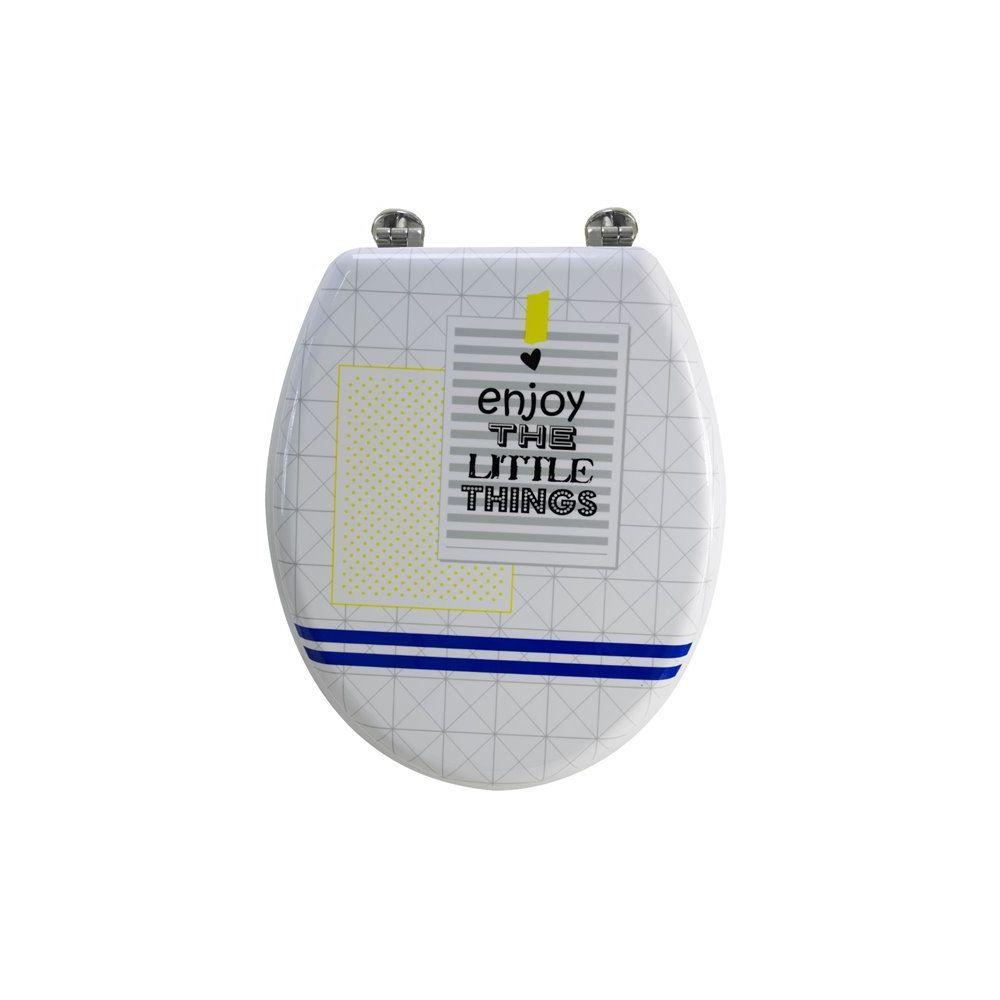 Arvix Abattant De Toilette En Bois Compresse Mdf Cuvette Wc Standard Charnieres Inox Abattant Wc Rue Du Commerce