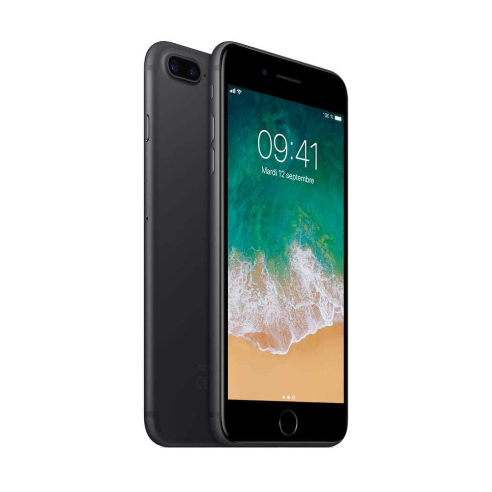 apple iphone 7 plus 128 go mn4m2zd a noir