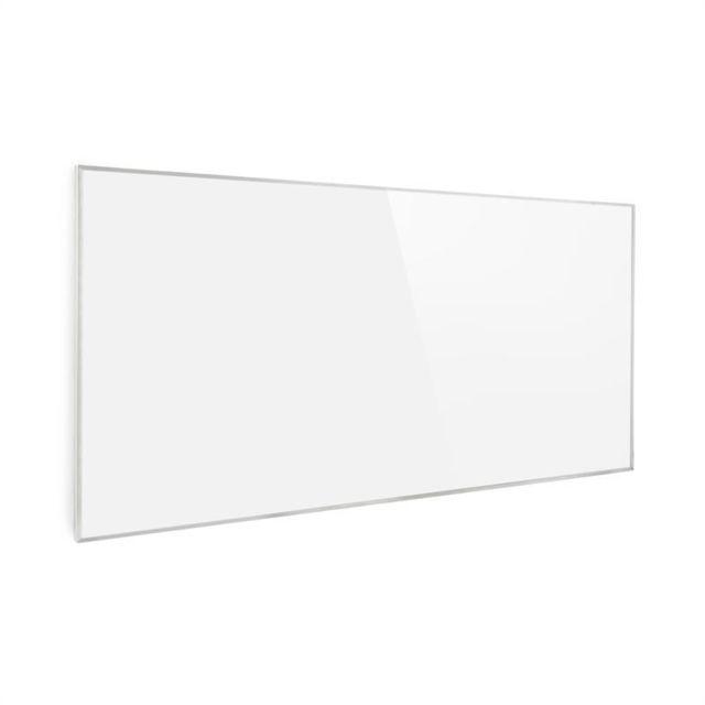 klarstein wonderwall air 72 chaufage infrarouge 120 x 60cm 720w blanc