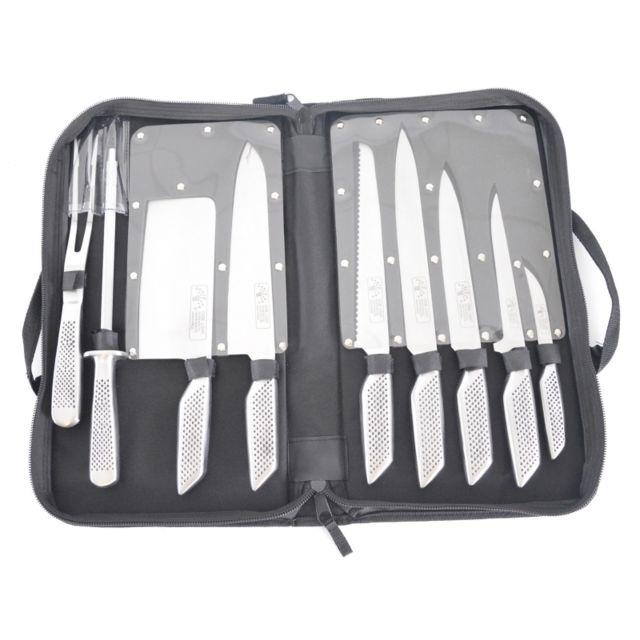 Pochette Couteaux Cuisine Professionnel
