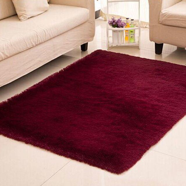 moelleux tapis antiderapant shaggy zone tapis chambre tapis tapis de sol herbe