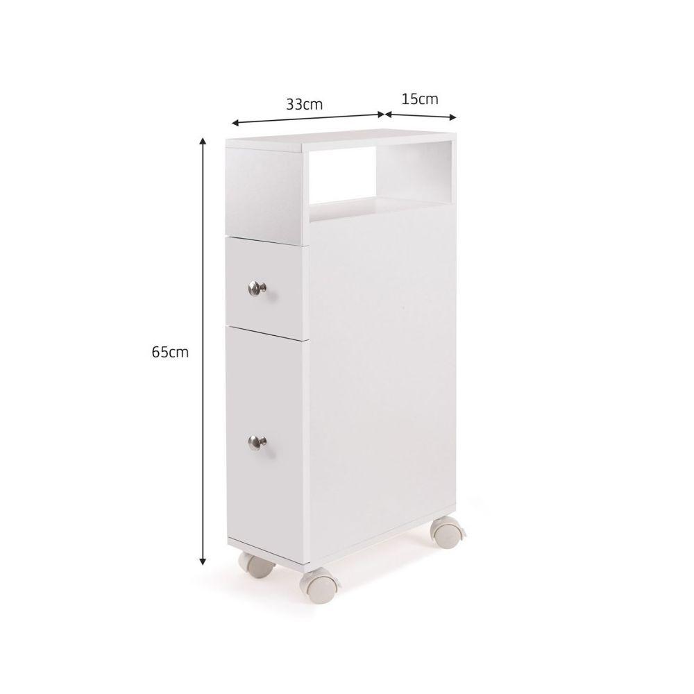 idmarket meuble rangement wc sur
