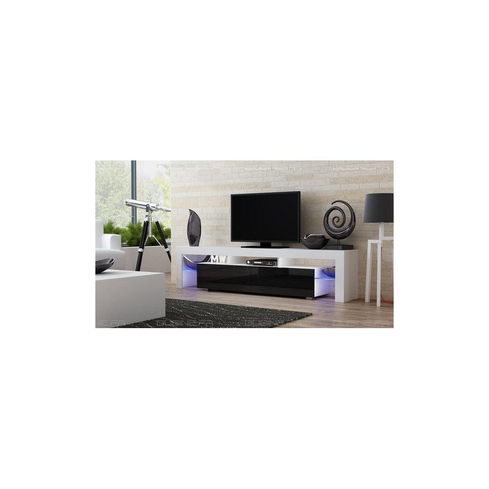 dusine meuble tv spider big a led en