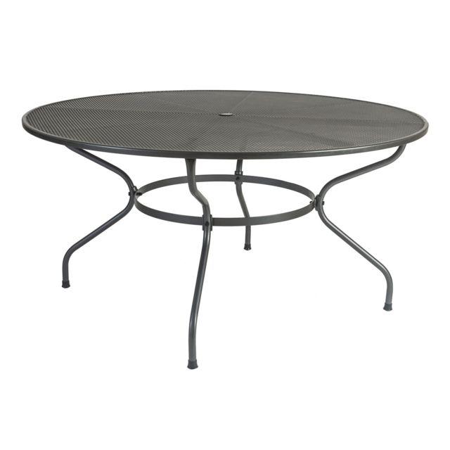 table ronde portofino o 150 cm