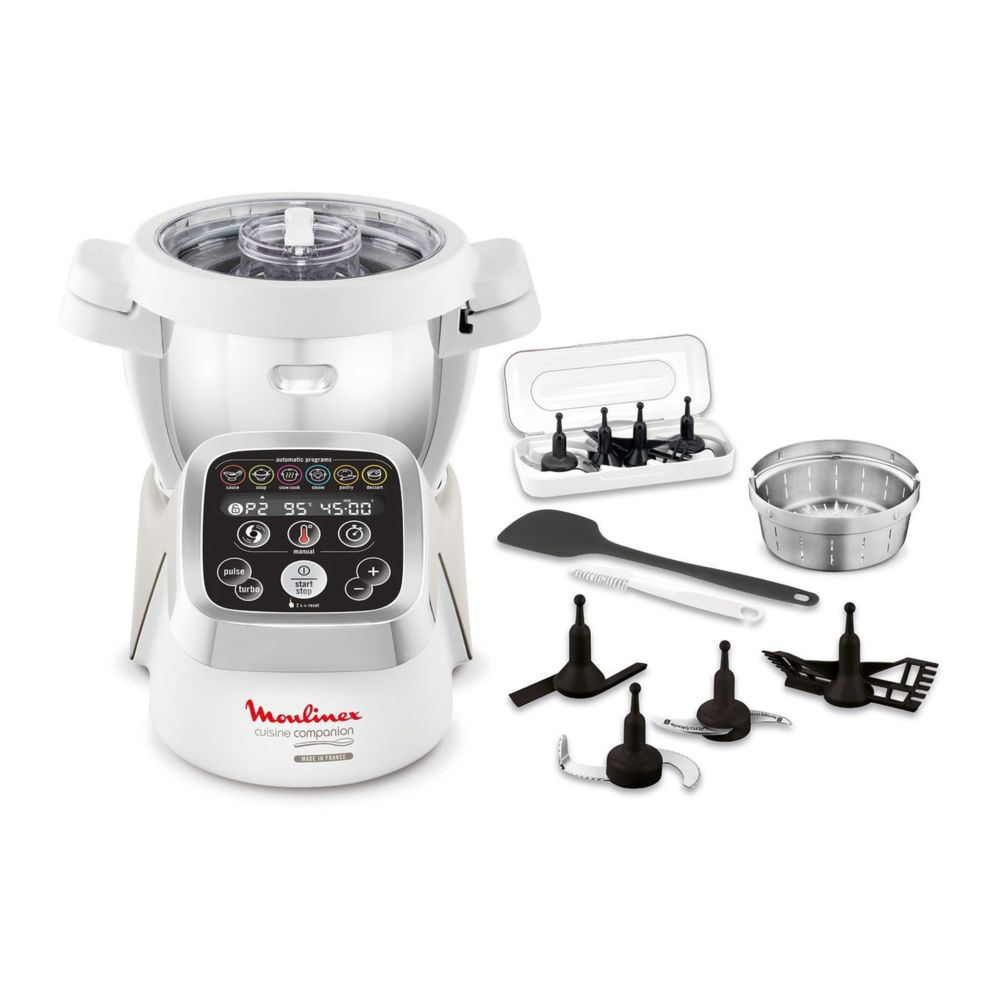 moulinex robot cuiseur multifonction companion hf800a13