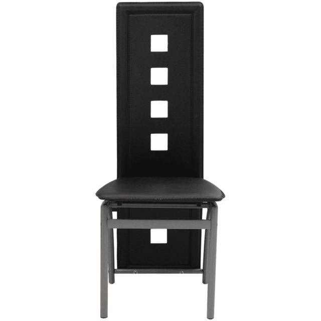icaverne chaises de cuisine et de salle a manger serie chaises de salle a