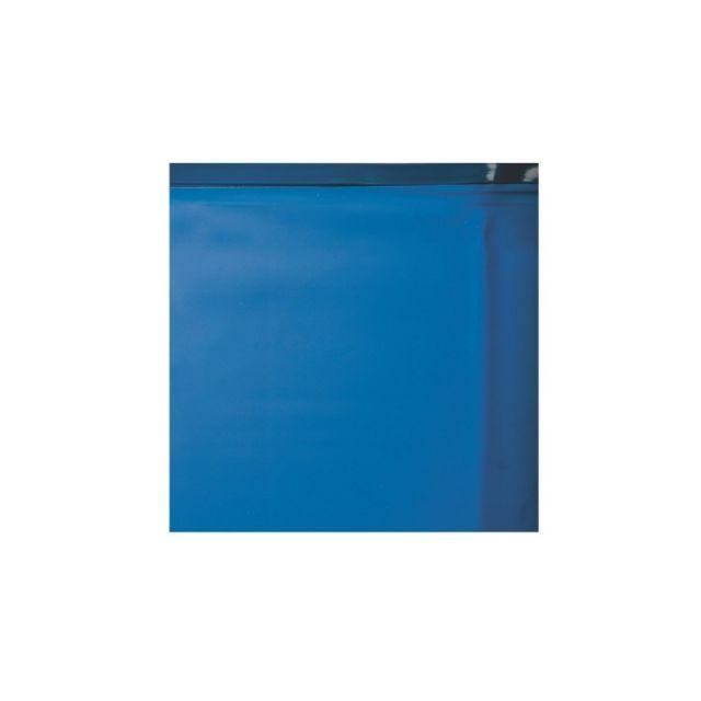 liner uni bleu pour piscine 6 00 x 4 00m