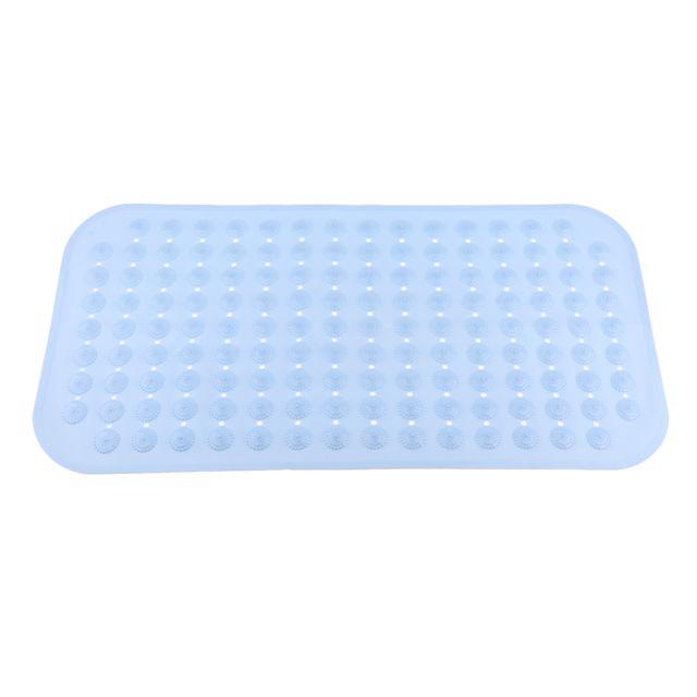baignoire antiderapante douche ventouse tapis de bain tapis de bain bleu 71