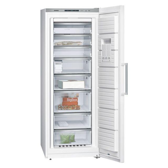 SIEMENS Conglateur Armoire 70cm 360l Nofrost A Blanc