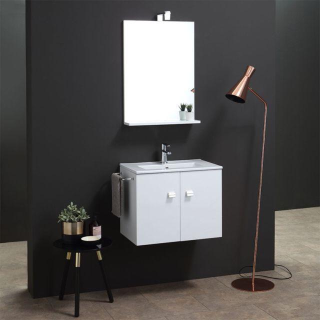 Armoire De Toilette Miroir Rue Du Commerce