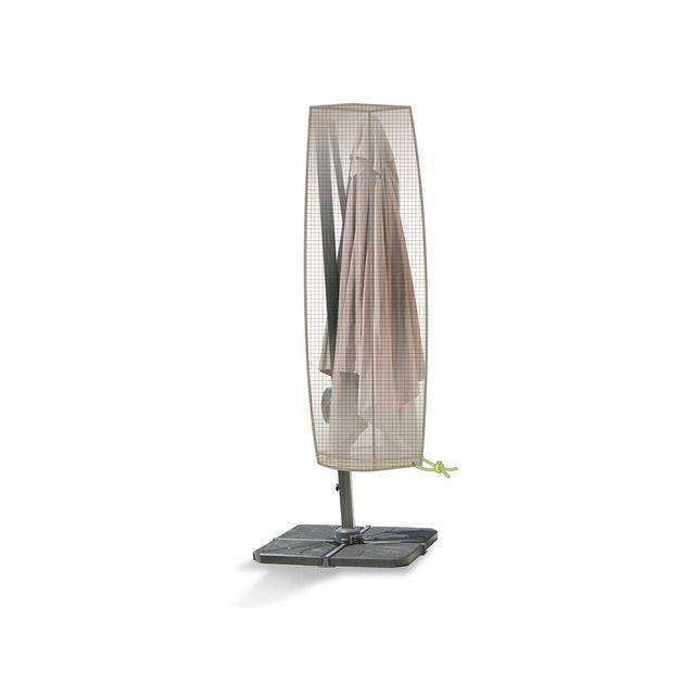 housse de protection pour parasol decentre jusqu a o 5 m