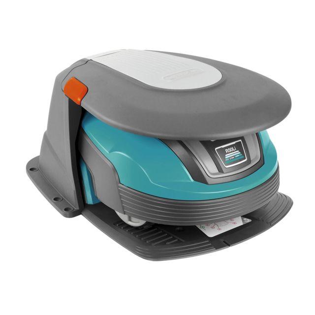 abri pour robot tondeuse r40li et r70li gardena