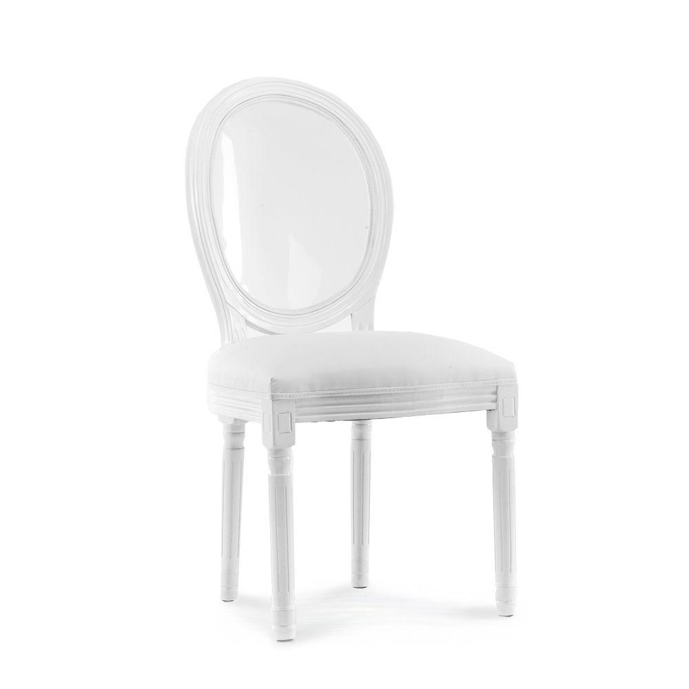 marque generique lot de 4 chaises