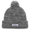 Bonnet titleist Pompon Lifestyle gris clair