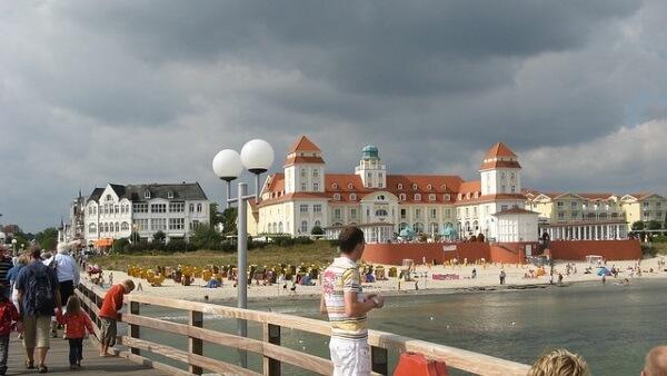 Urlaub im Ostseebad Binz auf der Insel Rügen