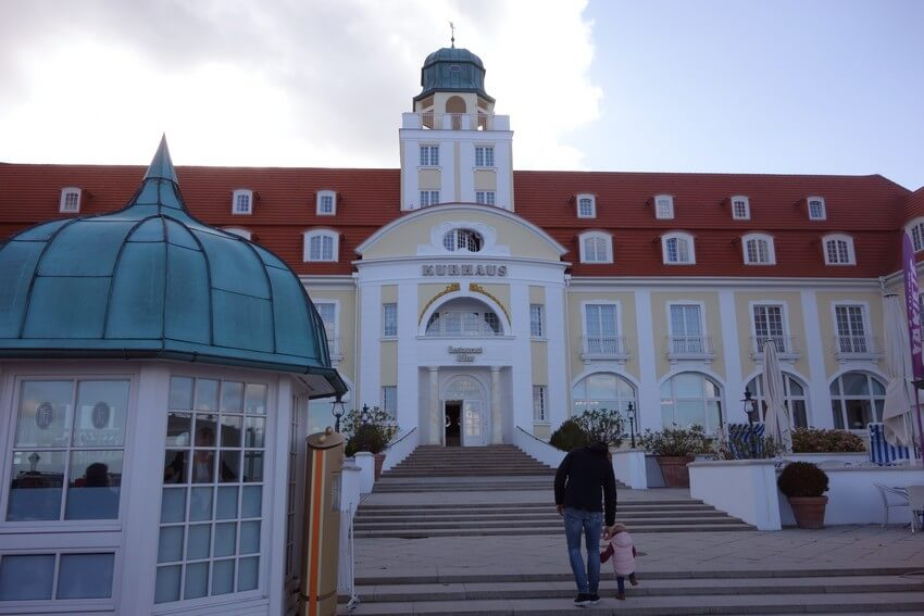 Hotel Kurhaus Binz