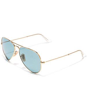 Ray-<wbr/>Ban Unisex RB3025 Polarized 58mm Sunglasses