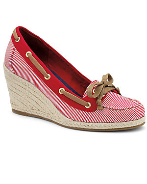 Sperry Top-<wbr/>Sider 'Clarens' Wedge
