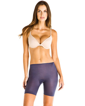 SPANX® 'Skinny Britches' Mid-<wbr/>Thigh Shaper Short