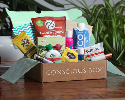 Plus Box Subscription from Conscious Box