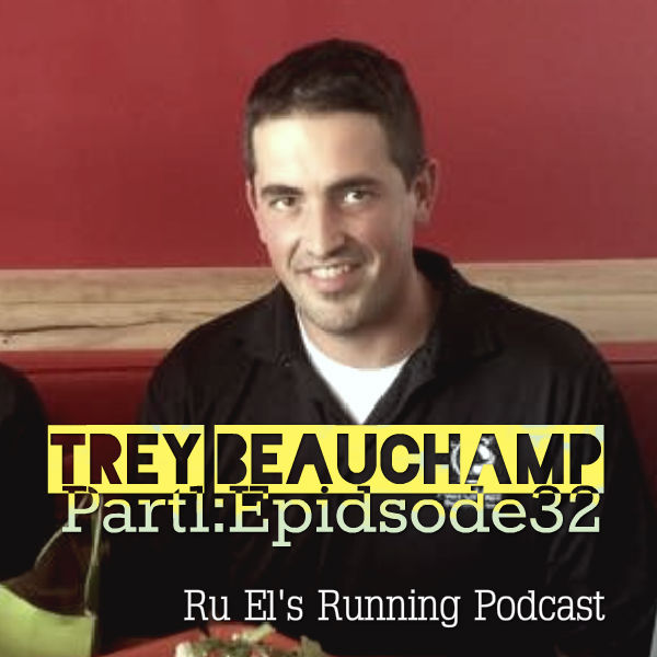 Ru El's Running 32 Trey Beauchamp