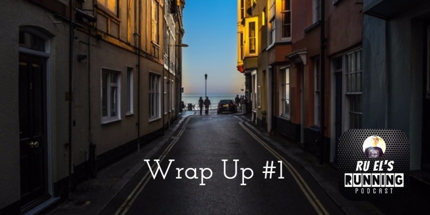RER109 : Wrap Up #1