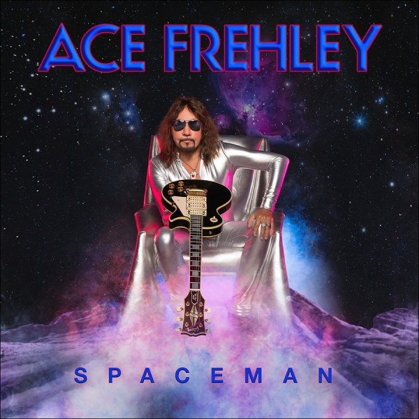 Ace Frehley Spaceman Orange Vinyl