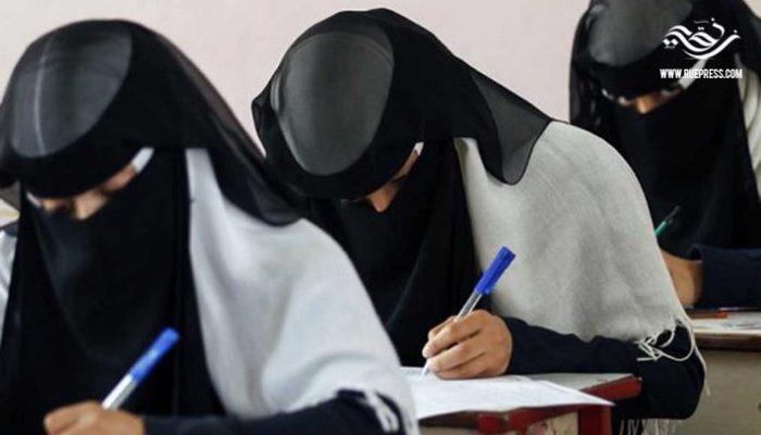 حقيقة إصدار مذكرة تمنع النقاب داخل المؤسسات التعليمية