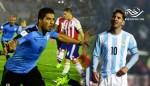 عندما ظن ميسي أنه في برشلونة و مرر الكرة لسواريز في مباراة الأرجنتين ضد الأوروغواي