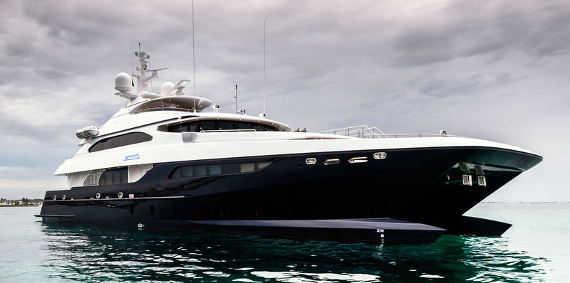 41 Million Mega Yacht Tour RUFLYF