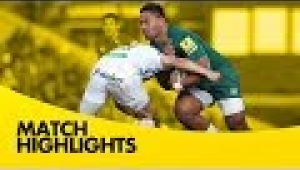 video rugby Leicester Tigers vs Exeter Chiefs - Aviva Premiership Rugby 2013/14
