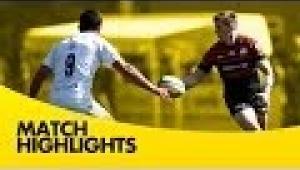 video rugby Saracens vs Worcester Warriors - Aviva Premiership Rugby 2013/14
