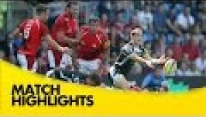 video rugby London Welsh v  Exeter Chiefs  - Aviva Premiership Rugby 2014/15