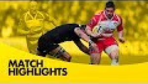 video rugby Gloucester Rugby vs Newcastle Falcons - Aviva Premiership Rugby 2013/14
