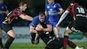 video rugby Leinster v Newport Gwent Dragons - Full Match Report 14th February 2014