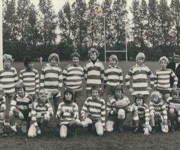Rugby Club Hilversum: Jeugd RC Hilversum 1974