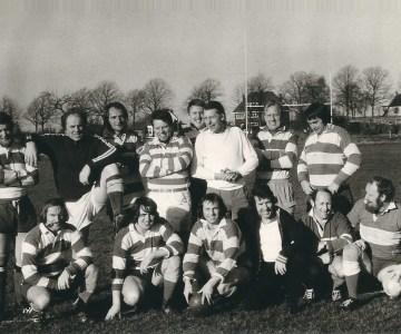 Rugby Club Hilversum: 't Gooi - RC Hilversum 3-2-1974