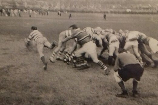 Rugby Club Hilversum - Old Askeans vs RCH 1960