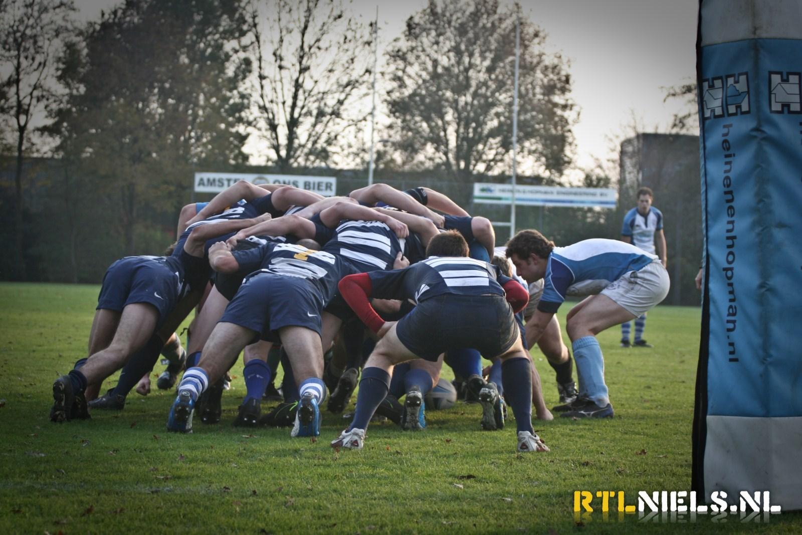 2011-11-19   RCS – Hilversum 2   26-5