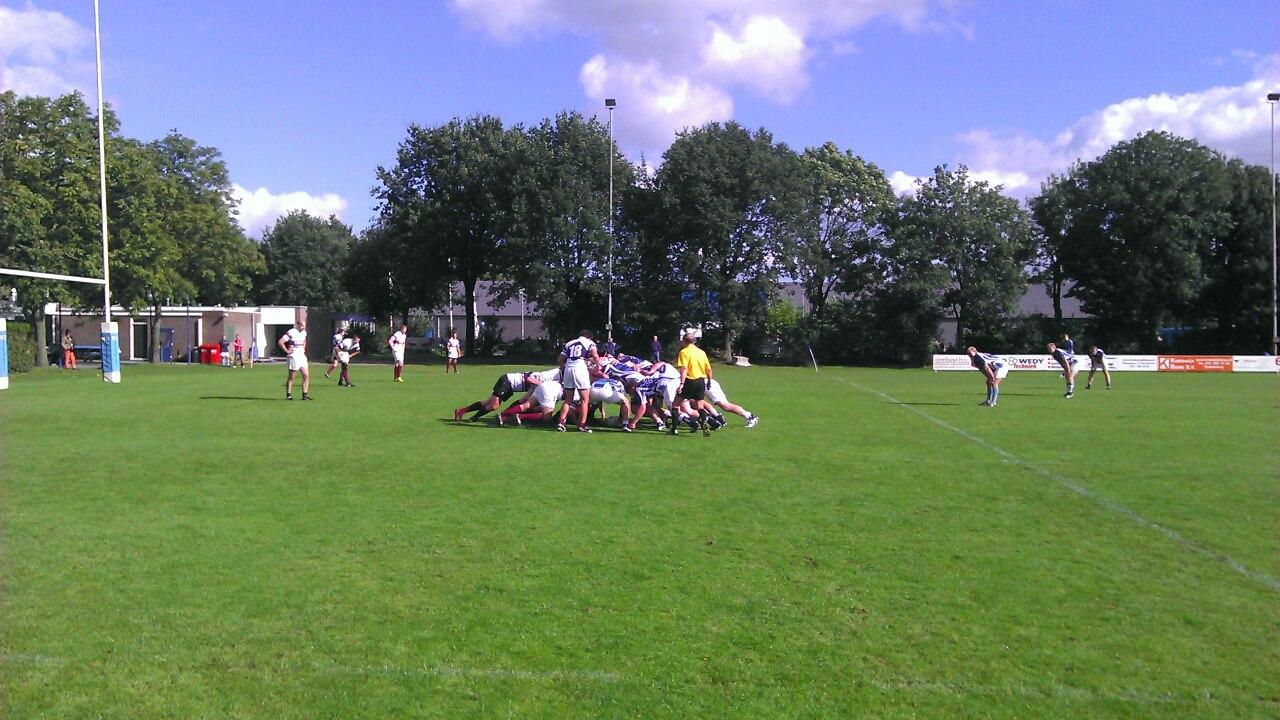2012-09-29 | RCS – Haarlem 1 | 17-12