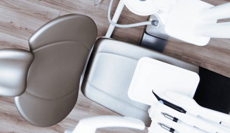 dentist's chair