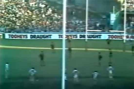 1977 Rugby League World Cup Australia vs Great Britain