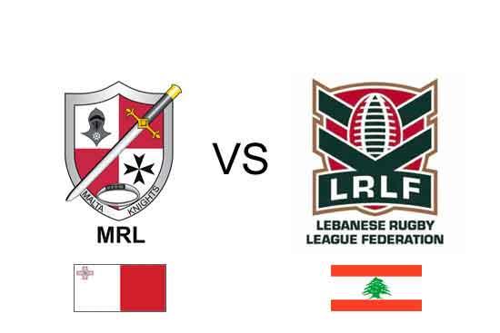 Malta vs Lebanon
