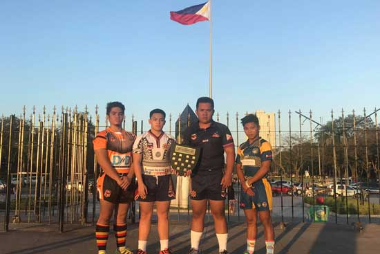 3rd Season for Philippines Rugby League