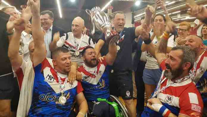 France Wheelchair Rugby League World Winners