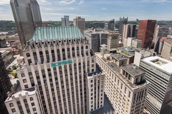 Koppers Building Pittsburgh PA  Rugby Realty