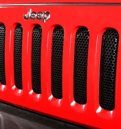 perforated grille screed for 2007 2015 jeep wrangler jk and wrangler unlimited jk [ 1500 x 1000 Pixel ]
