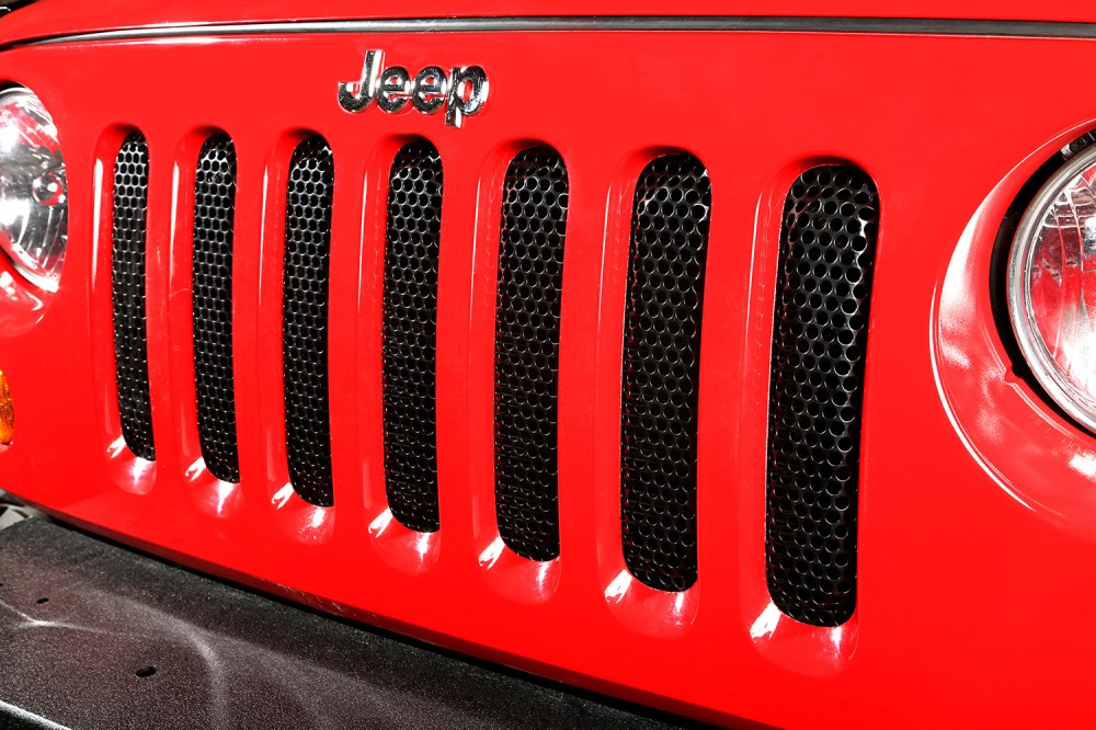 medium resolution of perforated grille screed for 2007 2015 jeep wrangler jk and wrangler unlimited jk
