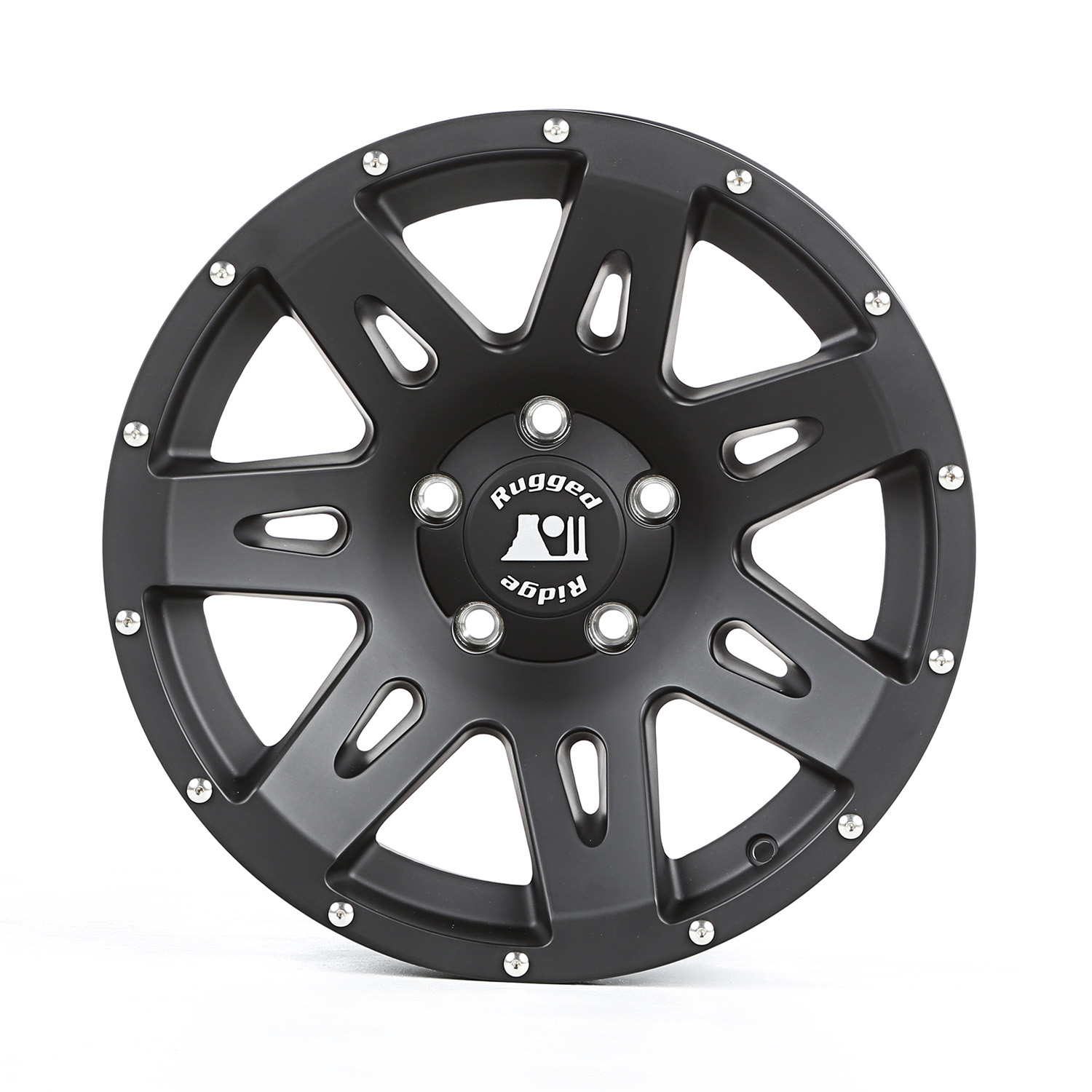 hight resolution of rugged ridge euro spec xhd aluminum hub centric wheels are designed to fit stock