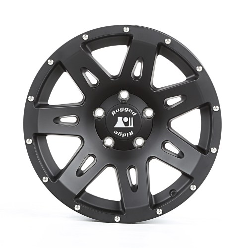 small resolution of rugged ridge euro spec xhd aluminum hub centric wheels are designed to fit stock